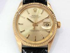 ROLEX ロレックス デイトジャスト 18K 1601など腕時計の買取は埼玉県上尾市の質屋かんてい局上尾駅前店
