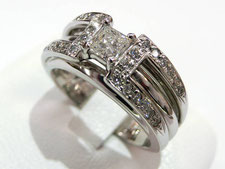 ダイヤを専門の査定士が買取(上尾市で金売るなら、買取実績地域No.1の質屋かんてい局)