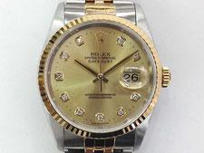 ROLEX ロレックス  デイトジャスト  16233Gの時計買取は埼玉県上尾市の質屋かんてい局上尾駅前店