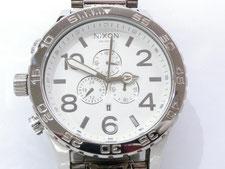 ブランド時計のNIXON(ニクソン)を高額で買取する埼玉県上尾市の質屋かんてい局上尾駅前店