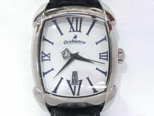 Orobianco(オロビアンコ)の時計を高額で買取する埼玉県上尾市の質屋かんてい局上尾駅前店