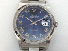 ROLEX ロレックス  オイスターパーペチュアルデイト  16200の時計買取は埼玉県上尾市の質屋かんてい局上尾駅前店
