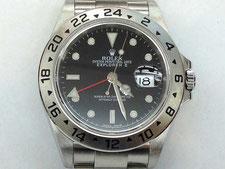 ブランド時計のROLEX(ロレックス)エクスプローラー2を高額で買取する埼玉県上尾市の質屋かんてい局上尾駅前店