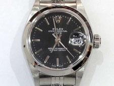 ROLEX(ロレックス)オイスターパーペチュアルデイトジャストの時計を高額で買取する埼玉県上尾市の質屋かんてい局上尾駅前店