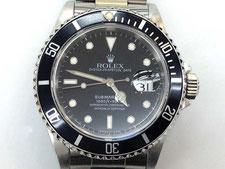 ROLEX(ロレックス)サブマリーナデイトの時計を高額で買取する埼玉県上尾市の質屋かんてい局上尾駅前店