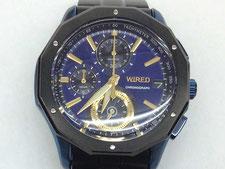ブランド時計のSEIKO(セイコー)WIREDを高額で買取する埼玉県上尾市の質屋かんてい局上尾駅前店