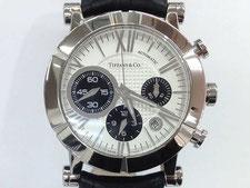 TIFFANY&Co. ティファニー アトラスジェント Z1000.82.12A21A71Aなど腕時計の買取は埼玉県上尾市の質屋かんてい局上尾駅前店