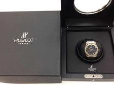 ブランド時計のHUBLOT(ウブロ)を高額で買取する埼玉県上尾市の質屋かんてい局上尾駅前店