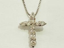 ダイヤネックレスなど宝石、ジュエリーの買取は埼玉県上尾市の質屋かんてい局上尾駅前店