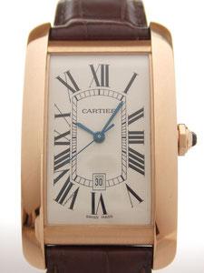 CARTIER カルティエ タンクアメリカンLM W2609156の時計買取は埼玉県上尾市の質屋かんてい局上尾駅前店