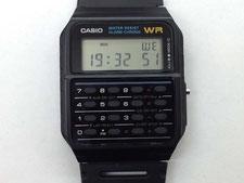 CASIO カシオ カリキュレーター CA-53Wなど腕時計の買取は埼玉県上尾市の質屋かんてい局上尾駅前店