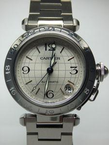 CARTIER カルティエ パシャC メリディアンの時計買取は埼玉県上尾市の質屋かんてい局上尾駅前店