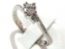 立爪ダイヤリング(指輪)の買取は質屋かんてい局上尾駅前店(金、プラチナは高値でご融資します)