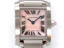 CARTIER カルティエ  タンクフランセーズ  2384の時計買取は埼玉県上尾市の質屋かんてい局上尾駅前店