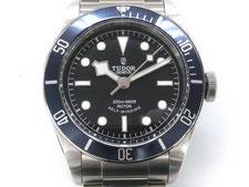 TUDOR チュードル ヘリテージ ブラックベイ 79220Bなど腕時計の買取は埼玉県上尾市の質屋かんてい局上尾駅前店