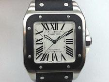 ブランド時計のCARTIER(カルティエ)サントスを高額で買取する埼玉県上尾市の質屋かんてい局上尾駅前店