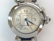CARTIER(カルティエ)ミスパシャの時計を高額で買取する埼玉県上尾市の質屋かんてい局上尾駅前店