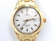 上尾市で時計のオメガとロレックスを買取