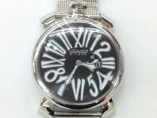GAGA MILANO(ガガミラノ)時計を高額で買取する埼玉県上尾市の質屋かんてい局上尾駅前店
