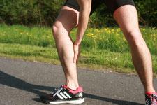 Muskelkater in der Wade