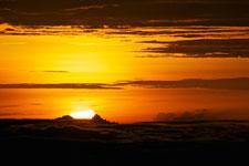 Sonnenaufgang auf dem Mount Penanjakan