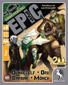 Pegasus Spiele: Epic PvP 1. Erweiterung