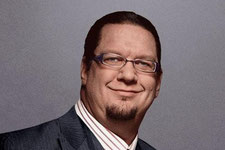Penn Jillette, a caring and moral atheist and magician, helping to dispel stupid superstitions