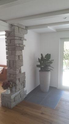 Innenausbau im Landhausstil