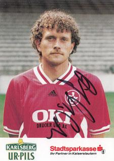 Saison 1994/95 (Foto: Archiv Thomas Butz)