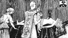 Henry de Malvost: Schwarze Messe
