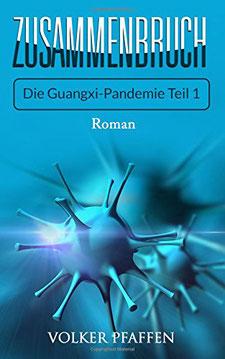 Cover des Buches Zusammenbruch von Volker Pfaffen