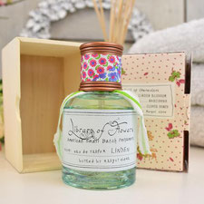 Beauty PR Library of Flowers offers carefully crafted products