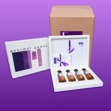 Whisky Tasting set from Gourmet Games