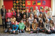 Klasse 4b | Frau Schlütter