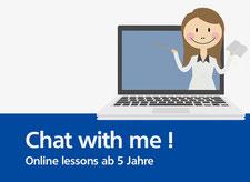 Online Unterricht für Kinder, Teens, Erwachsene, Business