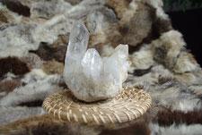 Quartz ou cristal de roche : redynamise