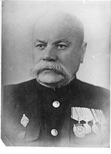 Николай Романович Дождиков. 1957 г.