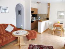 Appartement 1 im Haus Anita, Kleinwalsertal