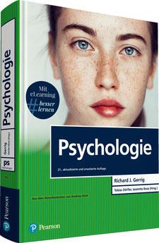 Psychologie mit E-Learning - MyLab & Psychologie Pearson Studium - Psychologie von Richard J. Gerrig
