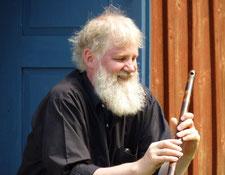 Jürgen Hochfeld - Flutemaker der Northern Lights Flutes