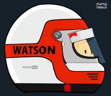 John Watson by Muneta & Cerracín