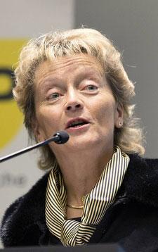 Eveline Widmer-Schlumpf denkt laut darüber nach, die Kapitalanforderungen für Grossbanken zu erhöhen.