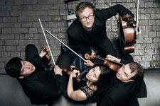 Eliot Quartett   Foto: Thomas Stimmel