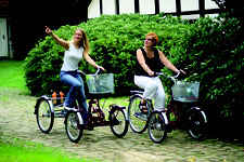 Dreirad Easy Rider