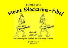 Titelblatt Blockarina-Fibel
