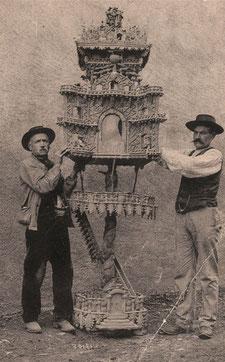 Un chef-d'oeuvre en bois