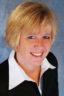 Ira Busch: Fundraiserin und Projektmanagerin