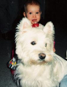 Alica und Mary-Lou 1994
