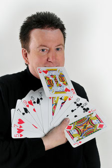 Zauberer-Zauberkünstler