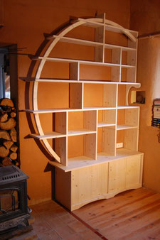 bibliotheque style chinois